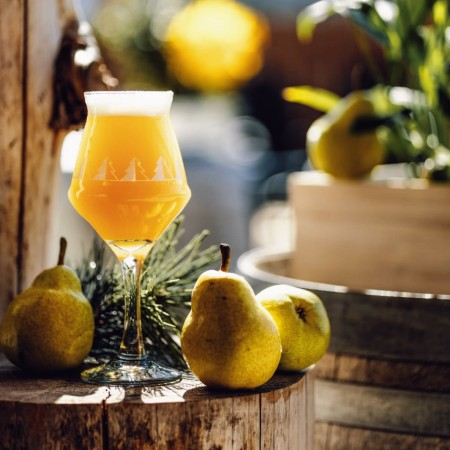 Camp Beer Co. Releases Voyageur Tart Pear Farmhouse Ale