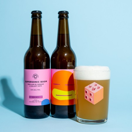 Collective Arts Toronto Releases Supersonic Boom Double IPA