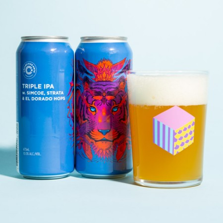 Collective Arts Brewing Brings Back Triple IPA
