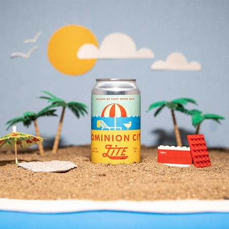 Dominion City Brewing Releases Lite and Lite Lime
