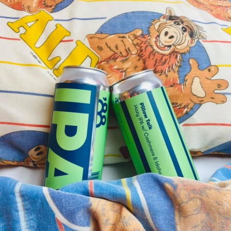 Eighty-Eight Brewing Releases Pillow Talk IPA