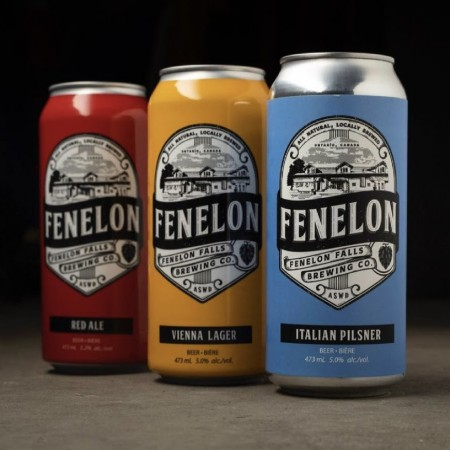 Fenelon Falls Brewing Italian Pilsner Now Available at LCBO and Grocery Stores