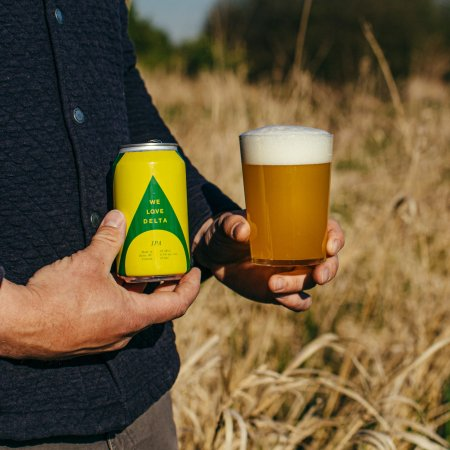 Four Winds Brewing and Barnside Brewing Release We Love Delta IPA