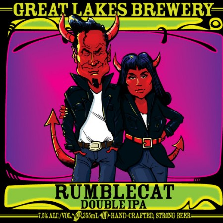 Great Lakes Brewery Releasing Rumblecat Double IPA
