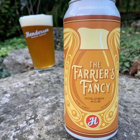 Henderson Brewing Brings Back The Farrier's Fancy Golden Ale