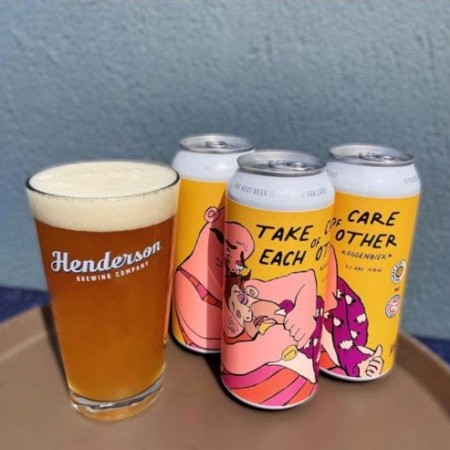 Henderson Brewing and Gateway City Brewery Release Take Care of Each Other Roggenbier