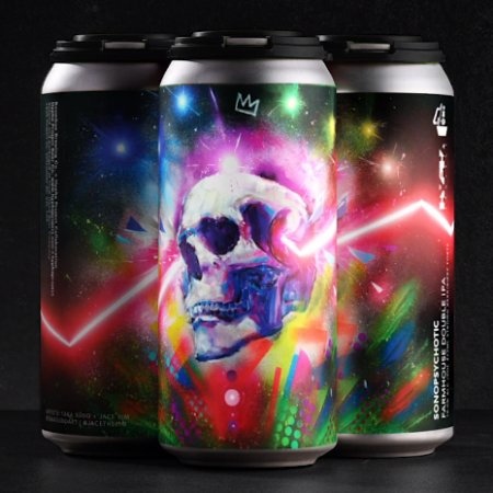 HYPHA Project and Boombox Brewing Release Sonopsychotic Farmhouse DIPA
