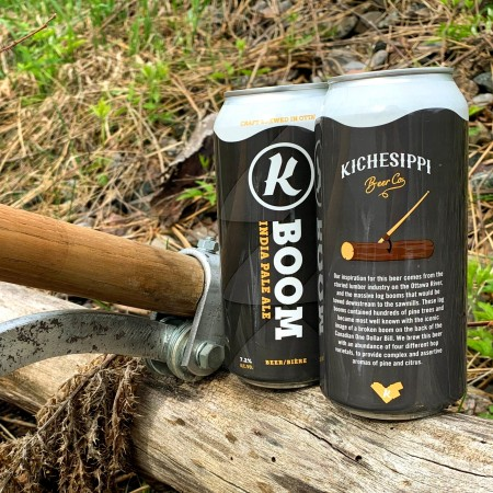 Kichesippi Beer Releases Boom IPA for 11th Anniversary