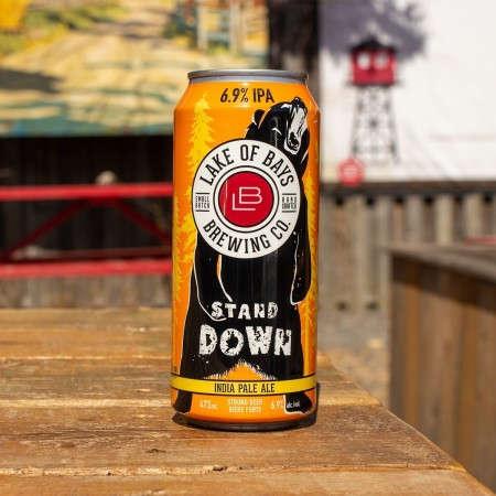 Lake of Bays Brewing Releases Stand Down IPA