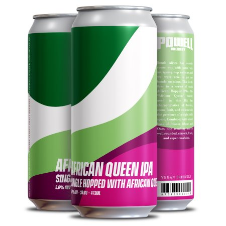 Powell Brewery Releases African Queen IPA