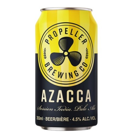 Propeller Brewing Brings Back Azacca Session IPA