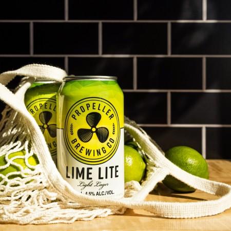 Propeller Brewing Brings Back Lime Lite Light Lager