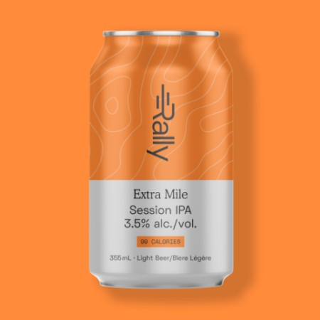 Rally Beer Company Releasing Extra Mile Session IPA