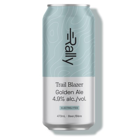 Rally Beer Company Relaunching Flagship Brand as Trail Blazer Golden Ale