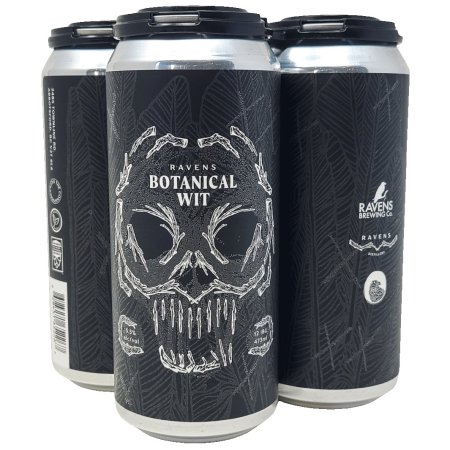 Ravens Brewing Releases Botanical Wit