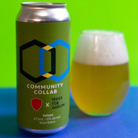 Royal City Brewing Brings Back Trees for Guelph Saison