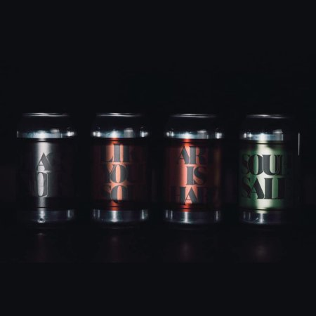Short Finger Brewing Releases The Darkest Four Pack