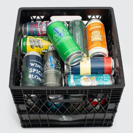Steam Whistle Brewing and All or Nothing Brewhouse Releasing Biergärten Craft Beer Crate Vol. 3