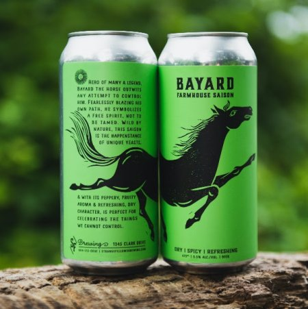 Strange Fellows Brewing Brings Back Bayard Farmhouse Saison