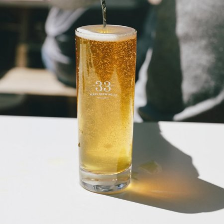 33 Acres Brewing Releases Premium Czech Styles Pilsner