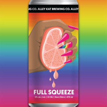 Alley Kat Brewing Brings Back Full Squeeze Ale for The Imperial Sovereign Court of the Wild Rose