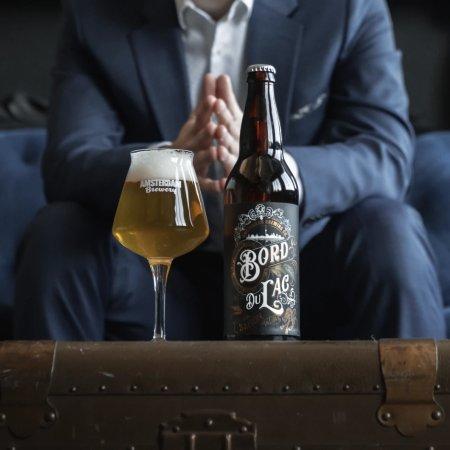 Amsterdam Brewery Brings Back Bord du Lac Saison
