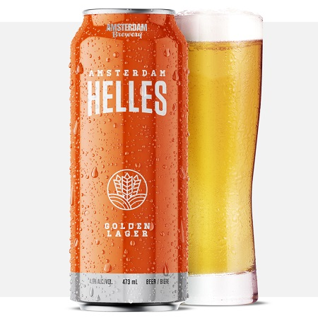 Amsterdam Brewery Brings Back Helles Lager