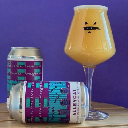 Bandit Brewery Releases Alleycat DDH IPA