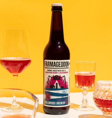 Bellwoods Brewery Releases Farmageddon with Saskatoon Berry and Blackberry