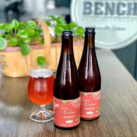 Bench Brewing Releases Cherry Wildwood Sour Ale