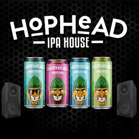 Big Rock Brewery Launches Hop Head IPA House Series