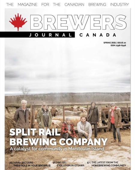 Brewers Journal Canada Spring 2021 Issue Now Available