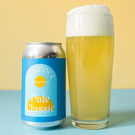 Burdock Brewery Releases Boxcar Social Pale Classic