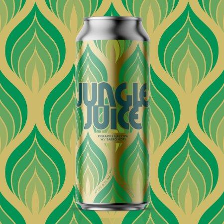 Cabin Brewing Releasing Jungle Juice Pineapple Hazy IPA