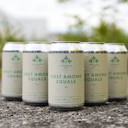 Dominion City Brewing Releases First Among Equals IPA