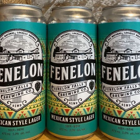 Fenelon Falls Brewing Releases Mexican Style Lager