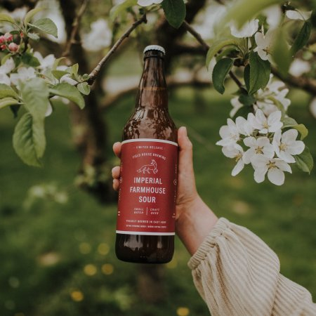 Field House Brewing Releases Imperial Farmhouse Sour