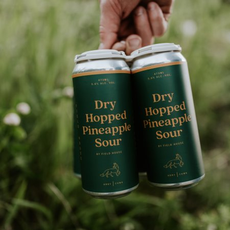 Field House Brewing Brings Back Dry-Hopped Pineapple Sour