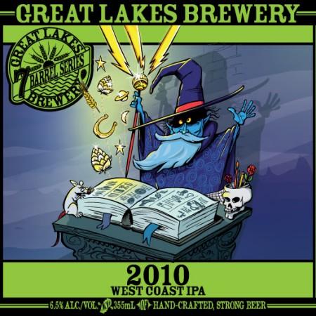 Great Lakes Brewery Brings Back 2010 West Coast IPA