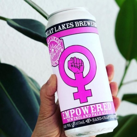 Great Lakes Brewery Brings Back Empowered NEPA for The Jean Augustine Centre