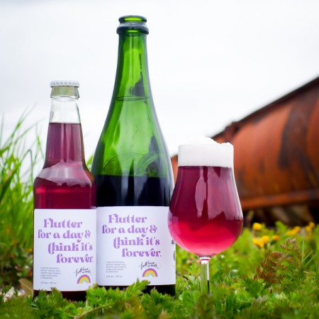 Half Hours On Earth Releases Flutter For A Day & Think It's Forever Berliner Weisse