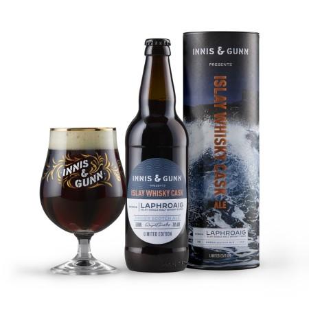Innis & Gunn Brings Islay Whisky Cask Ale to Canada