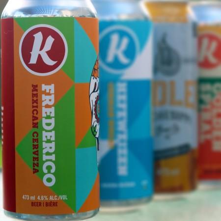 Kichesippi Beer Brings Back Frederico Cerveza