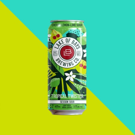 Lake of Bays Brewing Releases Tropical Twister Session Sour
