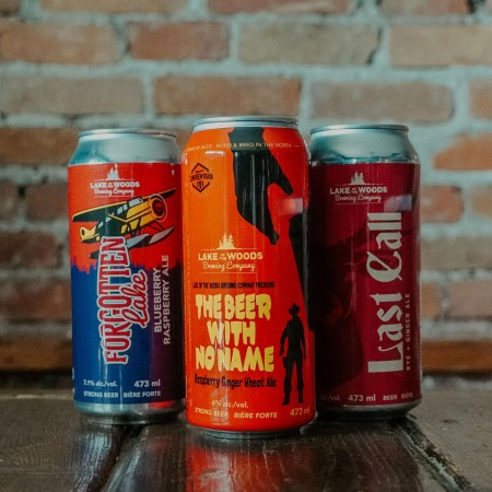 Lake of the Woods Brewing Releases Quartet of Summer Seasonals