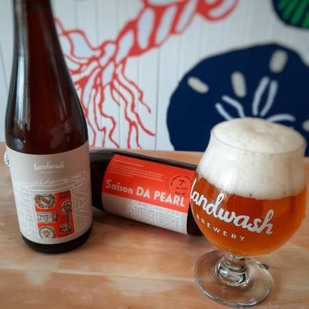 Landwash Brewery Releases Saison Da Pearl