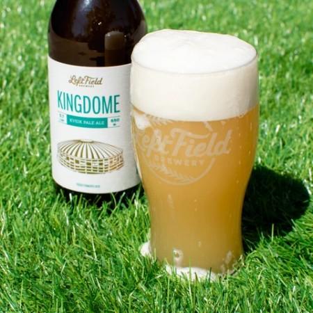 Left Field Brewery Releases Kingdome Kveik Pale Ale