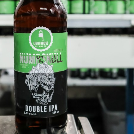 Lighthouse Brewing Releases Numbskull Rotator #9 DIPA and White Squall White IPA