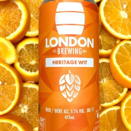 London Brewing Brings Back Heritage Wit