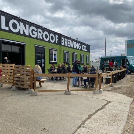 Longroof Brewing Now Open in Edmonton